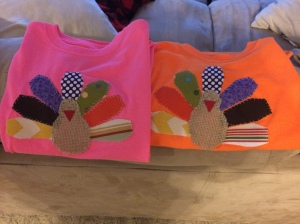 Turkey Day Shirts (2013)