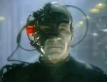 or maybe Locutus of Borg