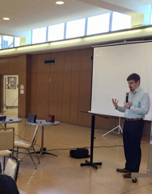 Rev ev speaking stole camp